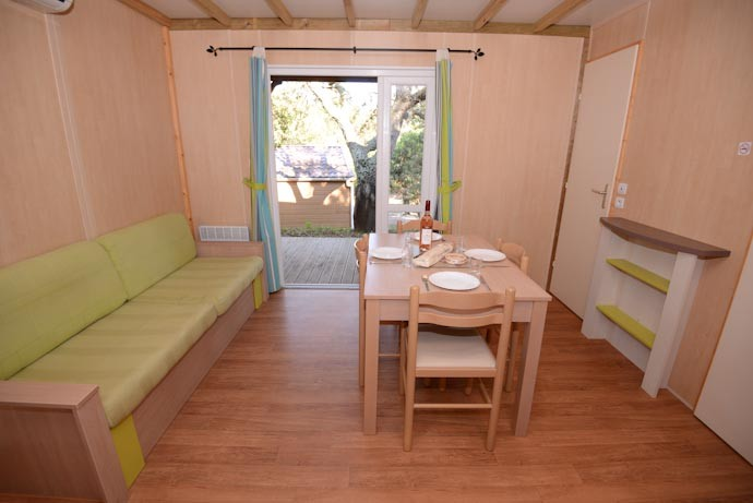Chalet 3 chambres la vetta camping mobile homes - Chalet 3 chambres en kit ...